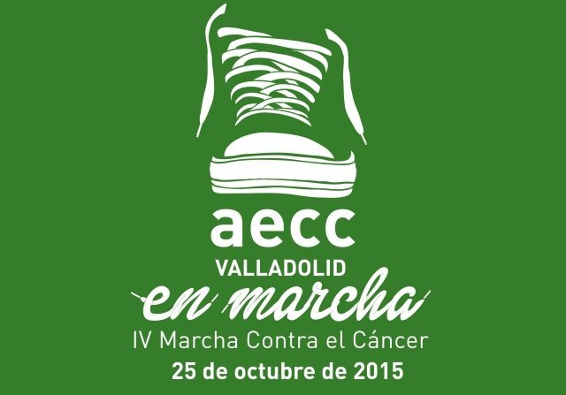 4 marcha contra cancer valladolid
