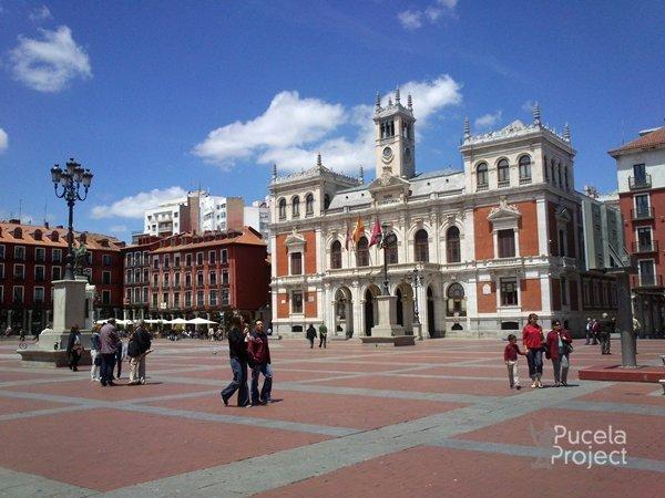 Plaza Mayor Pucela