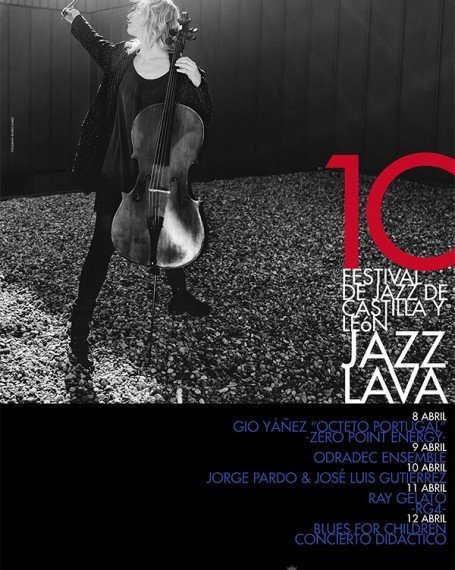 X festival jazz Castilla y León