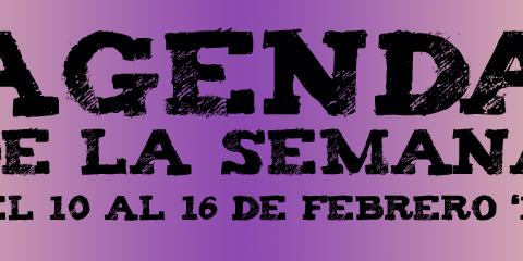 agenda del 10 al 16 febrero 2014 pucelaproject