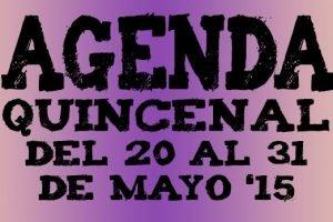 agenda mayo 2015 valladolid