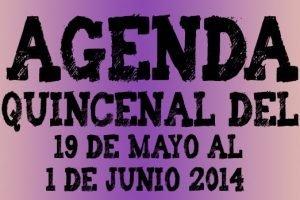 agenda ocio en valladolid del 19 de mayo al 1 de junio 2014