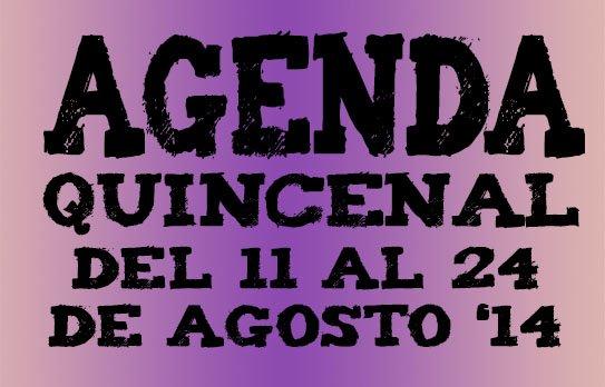 agenda ocio valladolid agosto 2014
