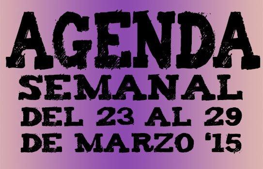 agenda ocio valladolid marzo 2015