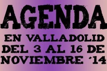 agenda ocio valladolid noviembre 2014