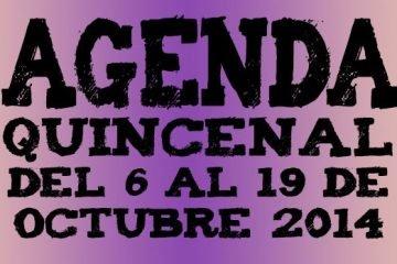 agenda ocio valladolid octubre 2014