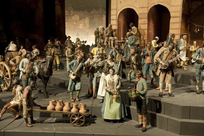belen napolitano museo escultura