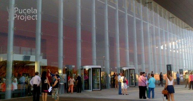 entrada centro miguel delibes