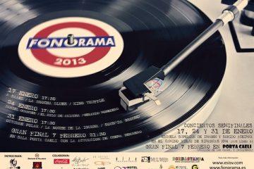 conciertos fonorama 2013 pucelaproject