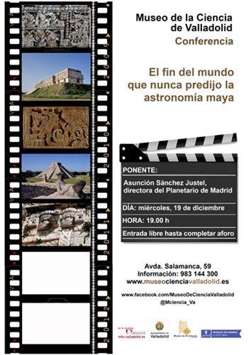 conferencia fin del mundo maya pucelaproject