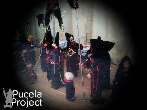 escaparate procesion semana santa barbis pucelaproject