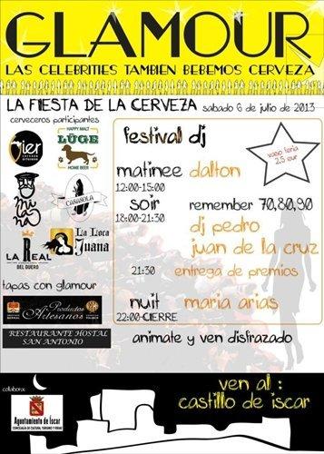 fiesta de la cerveza iscar 2013 pucelaproject