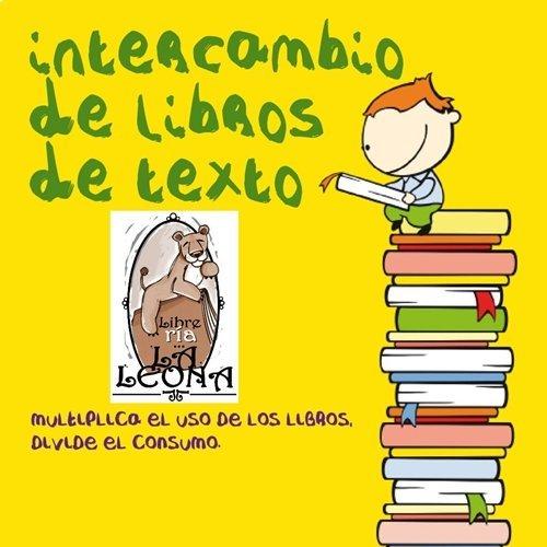 intercambio de libros texto libreria la leona 2013 pucelaproject