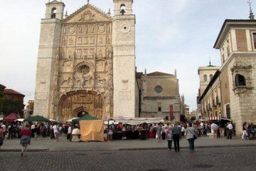 Mercado Castellano por San Pedro Regalado
