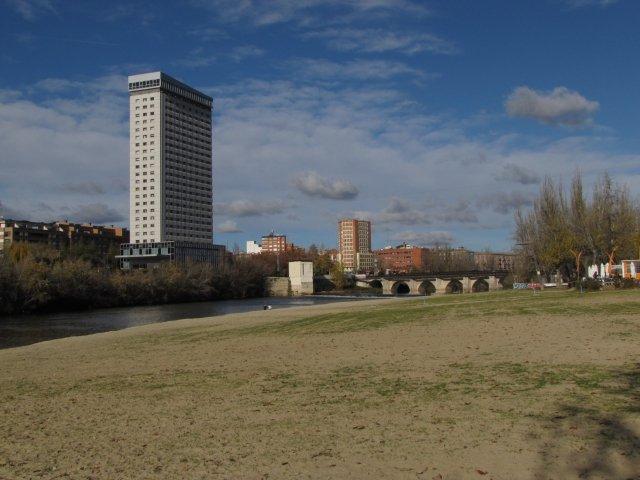 Playa fluvial de Valladolid