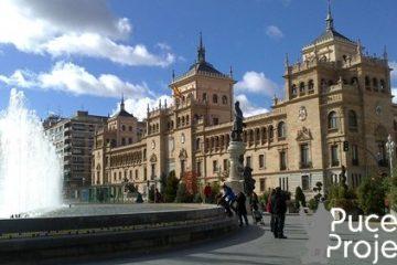 plaza zorrilla pucelaproject