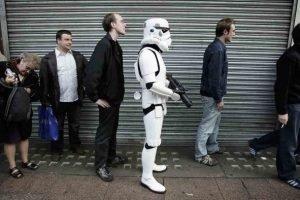 Exposición de Star Wars en la Casa Revilla