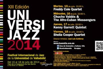 universijazz 2014 pucelaproject