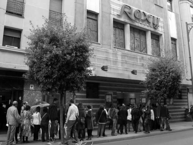 Antiguos cines Pucelaproject