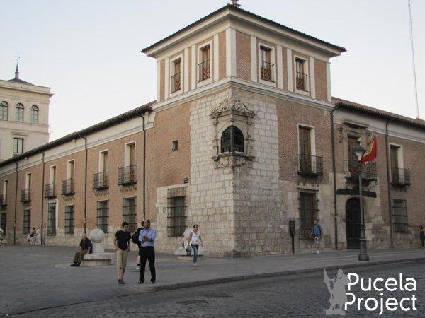 Palacio pimentel Pucelaproject