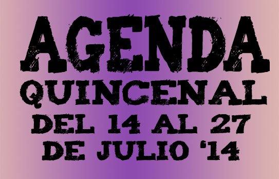 agenda ocio valladolid 14 al 27 julio 2014