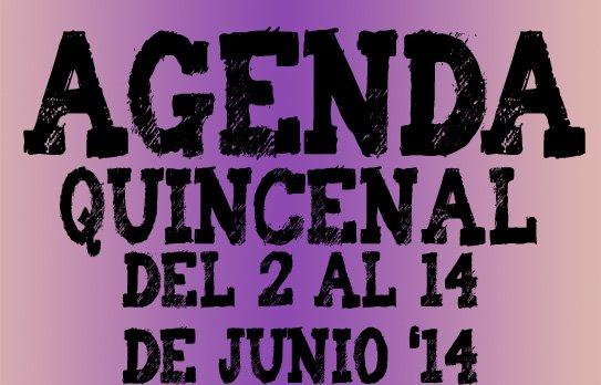 agenda ocio valladolid 2 al 14 junio 2014