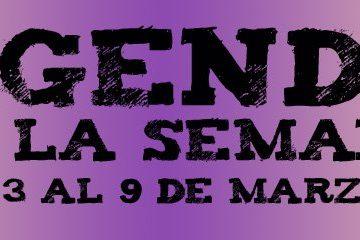 Agenda eventos Valladolid del 2 al 9 marzo 2014