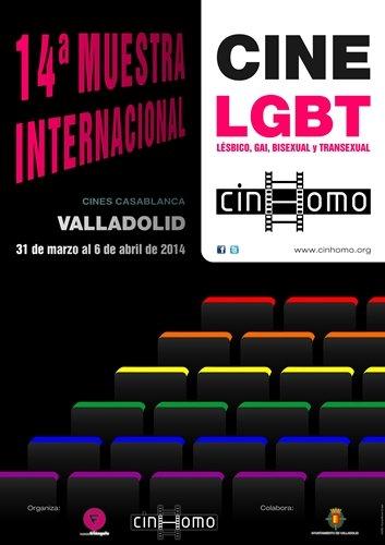14 Muestra Internacional de Cine LGTB de Valladolid