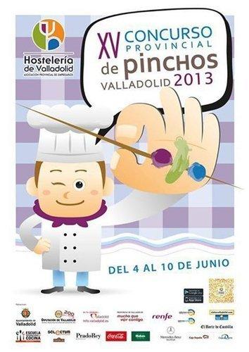 concurso provincial pinchos 2013 pucelaproject