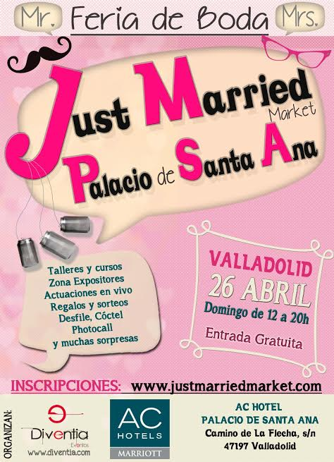 just married valladolid