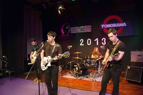 la noche de la iguana fonorama 2013