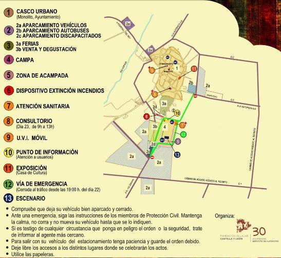 mapa dia villalar 2013 pucelaproject