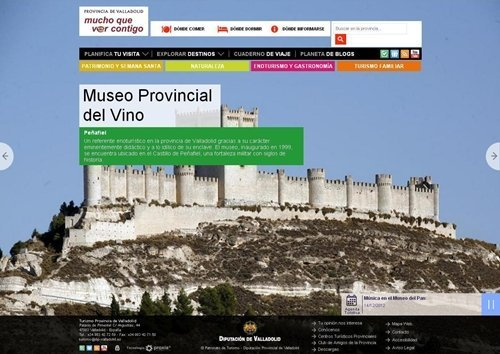 patronato turismo valladolid pucelaproject