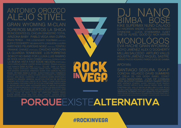 rock in vega tordesillas pucelaproject